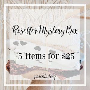 • RESELLER MYSTERY BOX •